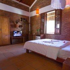 Отель An Bang Sunset Village Homestay ванная