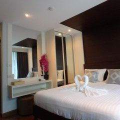 Отель Baan Bangsaray Condo Банг-Саре комната для гостей фото 4