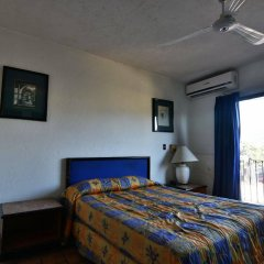 Hotel Suites del Sol Пуэрто-Вальярта комната для гостей фото 5
