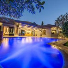 Отель Villa Diamond Pattaya бассейн фото 3