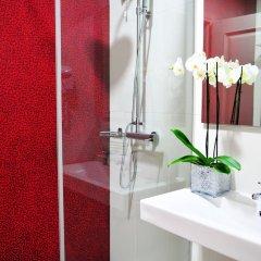 Отель Golden City Hotel & My Spa Албания, Тирана - отзывы, цены и фото номеров - забронировать отель Golden City Hotel & My Spa онлайн ванная