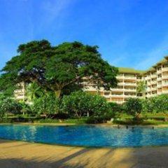 Отель Baan Somprason Condo Pattaya бассейн