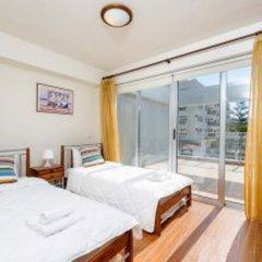 Отель Mike & Lenos Tsoukkas Seaview Apartments Кипр, Протарас - отзывы, цены и фото номеров - забронировать отель Mike & Lenos Tsoukkas Seaview Apartments онлайн комната для гостей фото 2