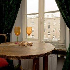 Отель Goodnight Warsaw балкон