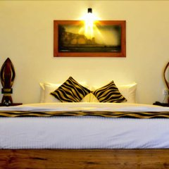 Отель Crown Monarch Diyamankada Nature Resort интерьер отеля