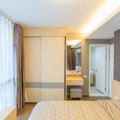 Отель Like Sukhumvit 16 Бангкок удобства в номере