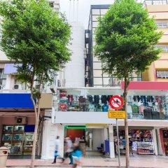Отель Zen Rooms Basic Pasar Seni Малайзия, Куала-Лумпур - отзывы, цены и фото номеров - забронировать отель Zen Rooms Basic Pasar Seni онлайн бассейн