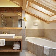 Отель Europe Hotel & Spa Швейцария, Церматт - отзывы, цены и фото номеров - забронировать отель Europe Hotel & Spa онлайн ванная фото 2