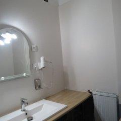 Отель Le Domaine de Chamma Rangueil Франция, Тулуза - отзывы, цены и фото номеров - забронировать отель Le Domaine de Chamma Rangueil онлайн ванная
