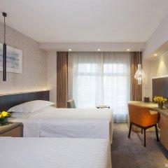Beijing Landmark Hotel комната для гостей