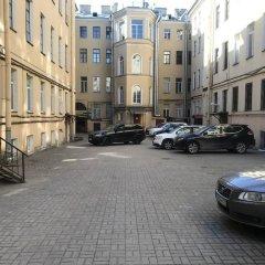 Апартаменты Apartment Advance Санкт-Петербург парковка