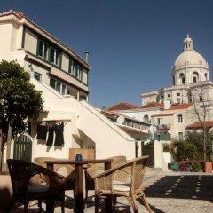 Отель Alfama Terrace Португалия, Лиссабон - отзывы, цены и фото номеров - забронировать отель Alfama Terrace онлайн фото 4