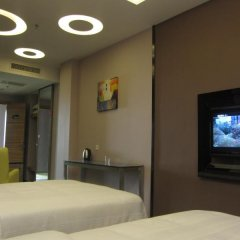 Shanshui Trends Hotel Guangzhou Dongpu Branch комната для гостей фото 3