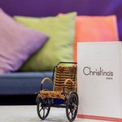 Отель Christina's Saigon - Beatty's City Oasis Вьетнам, Хошимин - отзывы, цены и фото номеров - забронировать отель Christina's Saigon - Beatty's City Oasis онлайн спортивное сооружение
