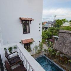 Отель Hoi An Rustic Villa балкон