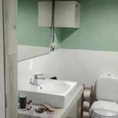 Отель Apollonion Country House Сиракуза ванная
