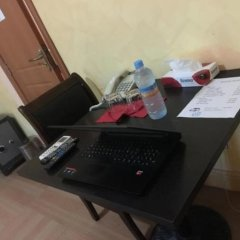Holiday Hotel in Nouakchott, Mauritania from 108$, photos, reviews - zenhotels.com in-room safe