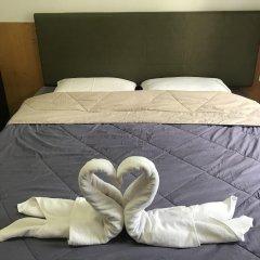 Отель I-house By Jenny Бангкок комната для гостей