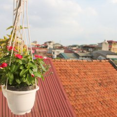 Хостел BC Family Homestay - Hanoi's Heart Ханой балкон