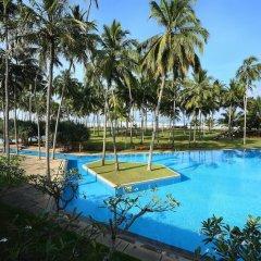 Отель Blue Water Club Suites бассейн фото 3
