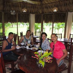 Отель Trujillo Beach Eco-Resort питание