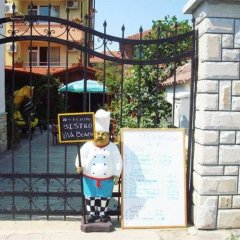 Отель Вива Бийч Болгария, Поморие - отзывы, цены и фото номеров - забронировать отель Вива Бийч онлайн балкон