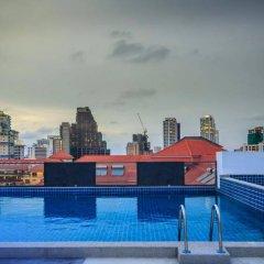 Отель C-View Residence Паттайя бассейн