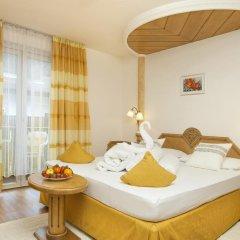 Отель Albergo al Cervo - Gasthof zum Hirschen Лагундо комната для гостей фото 3