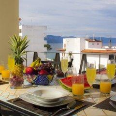 Отель Luxury Condo V177 Romantic Zone балкон
