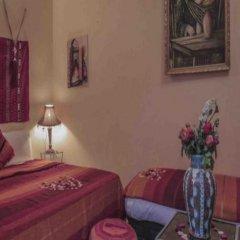 Отель Riad Sarah et Sabrina Марокко, Марракеш - отзывы, цены и фото номеров - забронировать отель Riad Sarah et Sabrina онлайн комната для гостей фото 5