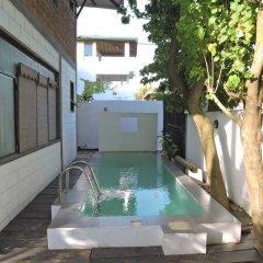 Отель Guest@Wadduwa Шри-Ланка, Панадура - отзывы, цены и фото номеров - забронировать отель Guest@Wadduwa онлайн бассейн