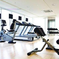 Отель Lotte City Hotel Mapo Южная Корея, Сеул - отзывы, цены и фото номеров - забронировать отель Lotte City Hotel Mapo онлайн фитнесс-зал
