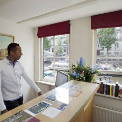 Hotel Hegra Amsterdam Centre спа