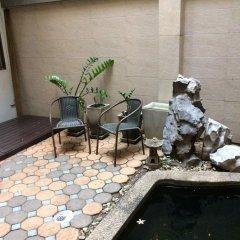 Отель Cordia Residence Saladaeng Бангкок бассейн