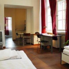 Hotel Die Schule комната для гостей фото 2