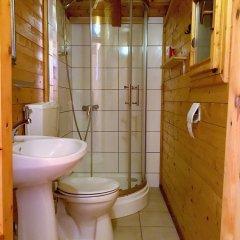 Отель Sunwaychalets Lago di Lugano Порлецца ванная