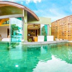 Отель Crest Resort & Pool Villas сауна