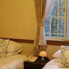 Отель Resort Inn White Silver Хакуба комната для гостей фото 4