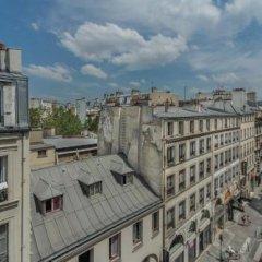 Отель Pick A Flat - Residence Du 28 Caire / Montorgueil Франция, Париж - отзывы, цены и фото номеров - забронировать отель Pick A Flat - Residence Du 28 Caire / Montorgueil онлайн комната для гостей фото 4