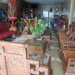 Отель Nam Dong Далат гостиничный бар