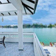 Отель Bentota River Edge Шри-Ланка, Бентота - отзывы, цены и фото номеров - забронировать отель Bentota River Edge онлайн приотельная территория