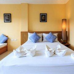 Patong Marina Hotel Патонг сейф в номере