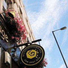 Отель St Christophers Oasis Великобритания, Лондон - отзывы, цены и фото номеров - забронировать отель St Christophers Oasis онлайн спортивное сооружение