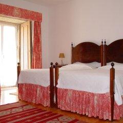 Отель Casa De Vilarinho De S.romão Саброза комната для гостей фото 3