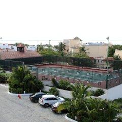 Отель Golden Parnassus Resort & Spa - Все включено парковка