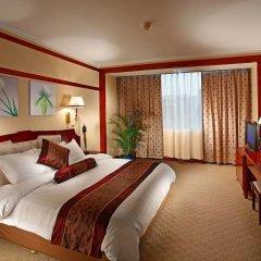 Отель Xiamen Huaqiao Hotel Китай, Сямынь - отзывы, цены и фото номеров - забронировать отель Xiamen Huaqiao Hotel онлайн комната для гостей фото 4