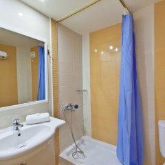 Отель Bali Paradise Hotel Греция, Милопотамос - отзывы, цены и фото номеров - забронировать отель Bali Paradise Hotel онлайн ванная фото 2