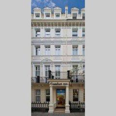 Отель Comfort Inn Hyde Park Лондон балкон
