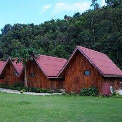 Отель Khun Mai Baan Suan Resort сауна