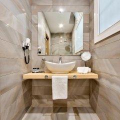 Отель British Hotel Мальта, Валетта - отзывы, цены и фото номеров - забронировать отель British Hotel онлайн ванная фото 2